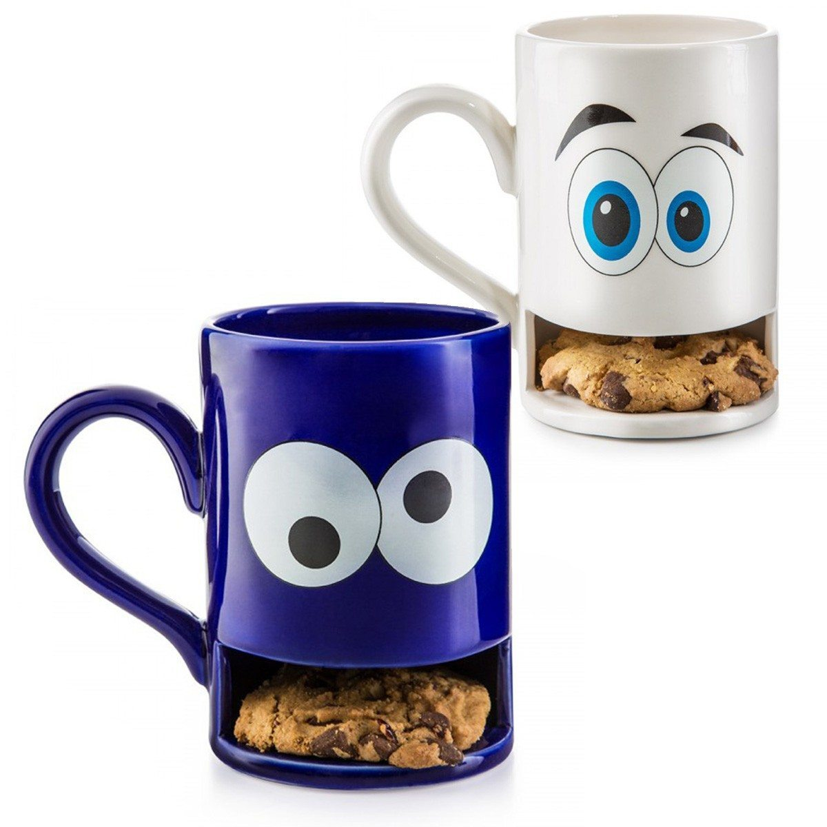 mug monsters tasse avec rangement pour biscuit. Black Bedroom Furniture Sets. Home Design Ideas