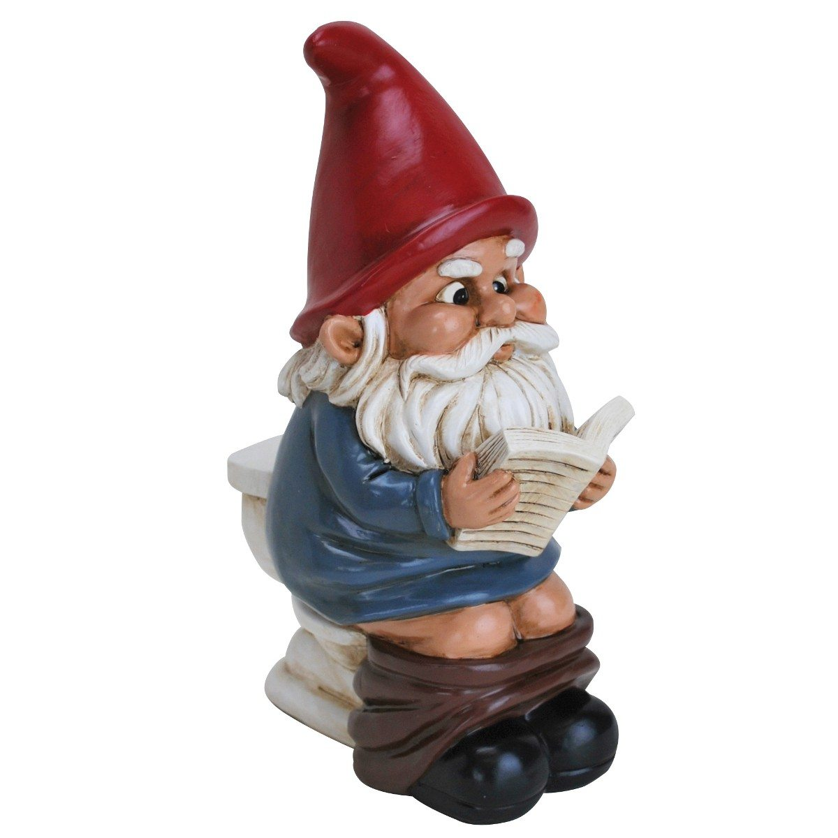 Nain de jardin Game of Thrones - Gnome on Throne