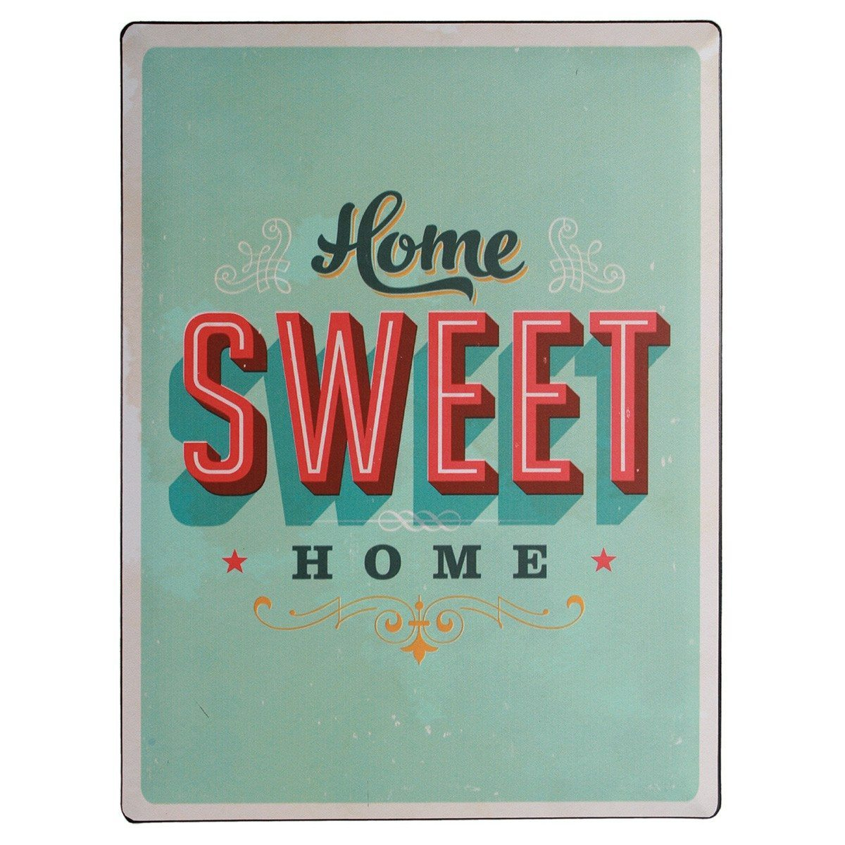 Pancarte d 39 antan home sweet home le cadeau d co for Deco home sweet home