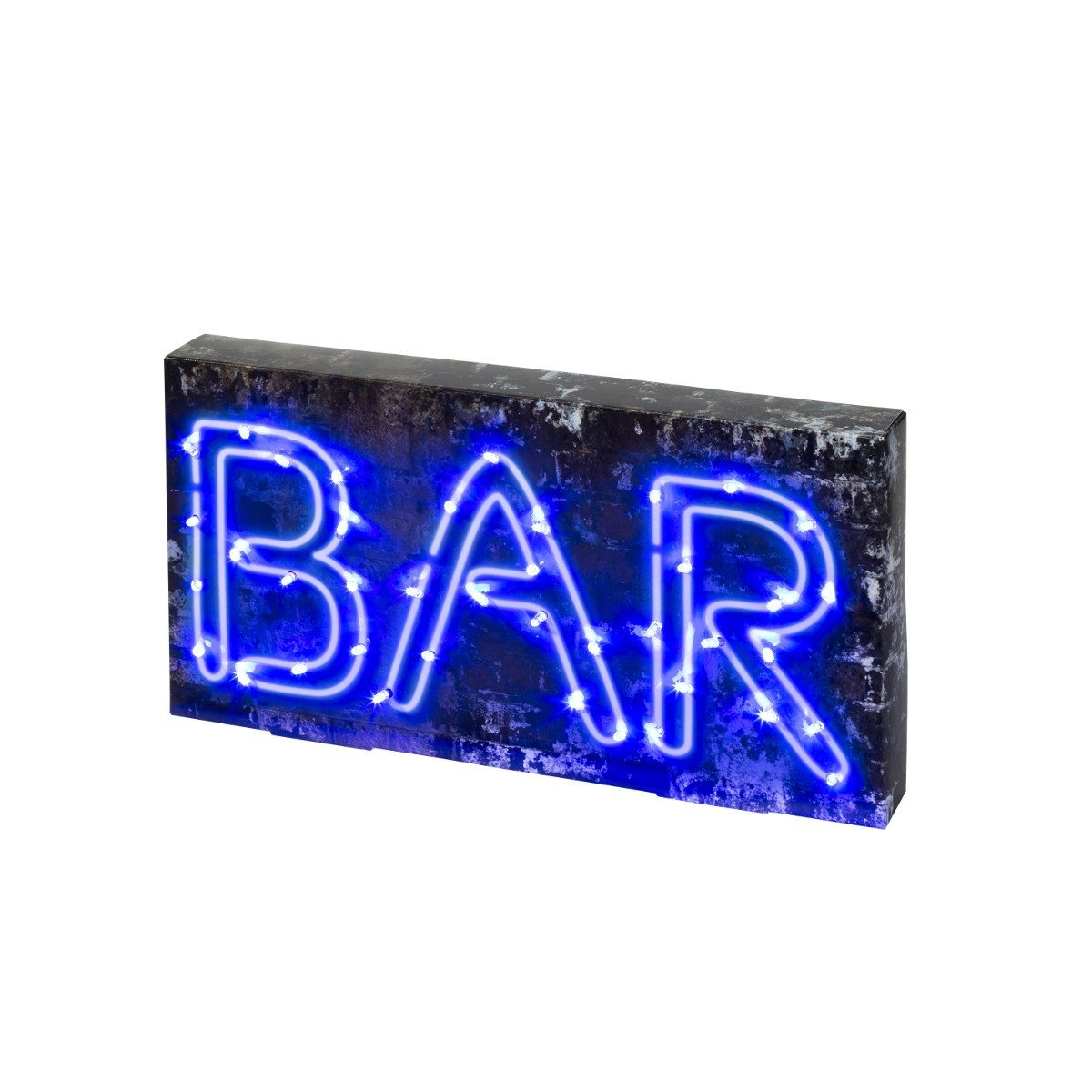panneau lumineux led bar. Black Bedroom Furniture Sets. Home Design Ideas