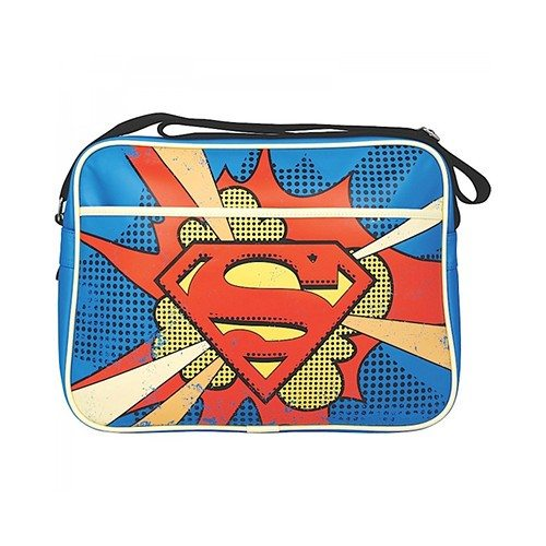 Sac en bandoulière Superman