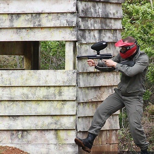 Session de Paintball à Marseille – Le forfait Large
