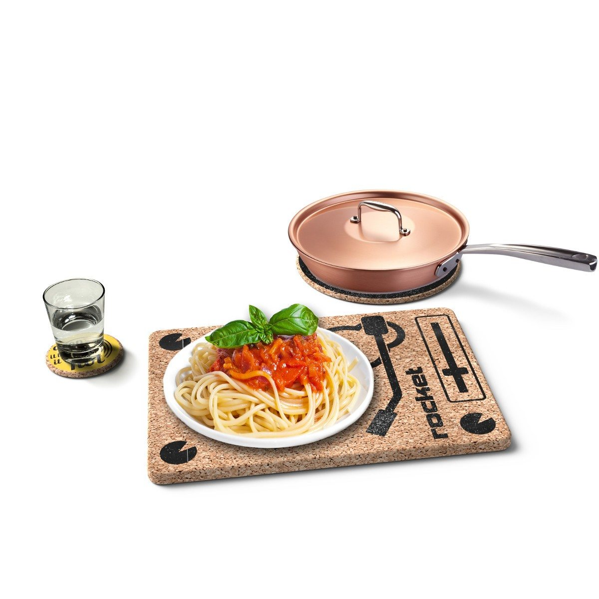 Set de table de dj cadeau cuisine et table rigolo Set de table a personnaliser