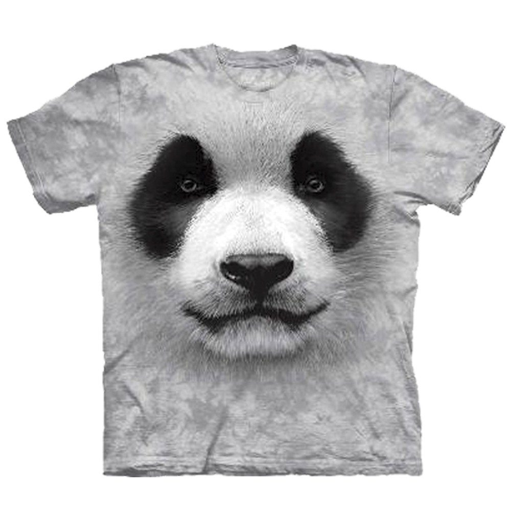 T-shirt Gros plan Animal - Panda