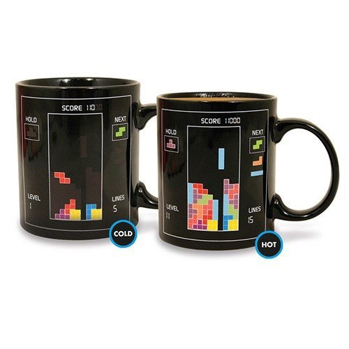 Tasse thermosensible Tetris™
