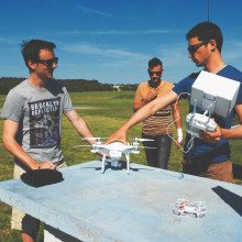 Stage de drone « Initiation » près de Montpellier