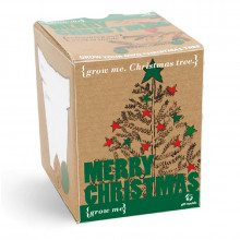 Grow me a message - Sapin de Noel