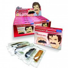Set de moustaches de secours