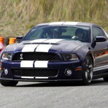 Stage de pilotage Mustang Shelby GT500 - Circuit de Folembray