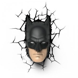 Applique 3D - Batman