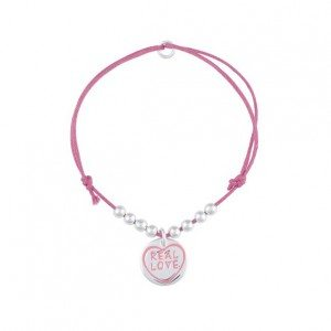 Bracelet Real Love - Rose