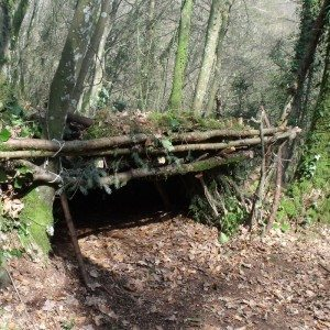Bushcraft – stage de survie dans le Lot