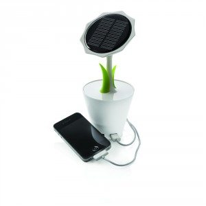 Chargeur-solaire Tournesol