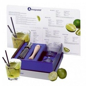 Coffret Cocktail - Caïpirinha