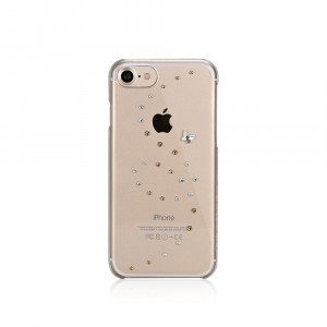 Coque iPhone 7 Swarovski - Angel Tears - recto