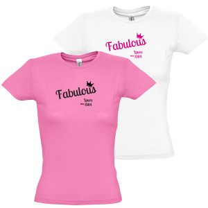 "Damen T-Shirt ""Fabulous"""