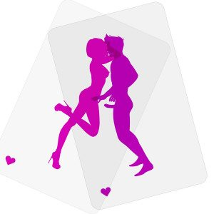 Jeu de cartes Kamasutra « Superposes »