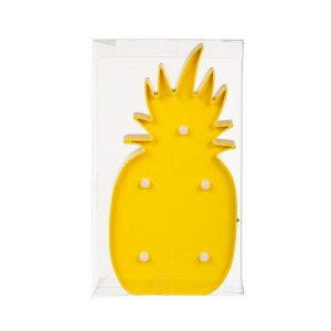 Lampe LED Tropicale - ananas