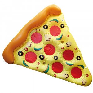 Matelas gonflable - Pizza