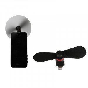 Mini ventilateur iPhone / USB