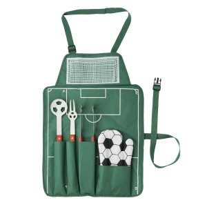 Set de barbecue - Football