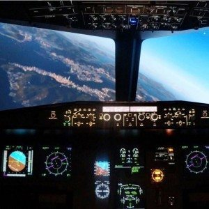 Simulateur de vol – pack fan avion Airbus A330 à Paris
