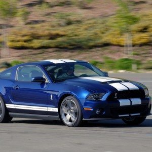 Stage de pilotage Mustang Shelby GT500 - Circuit des Ecuyers
