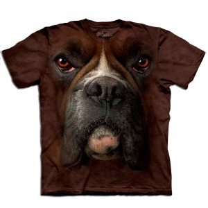 T-Shirt Gros plan Animal - Boxer