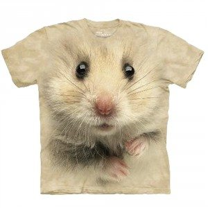 T-shirt Gros plan Animal - Hamster
