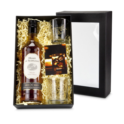 Coffret Whisky - Heart of Scotland