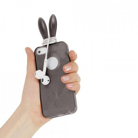 Coque pour iPhone 5 Lapin