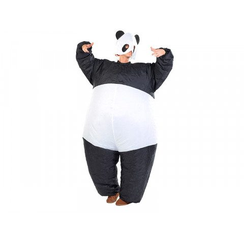 Costume gonflable - panda