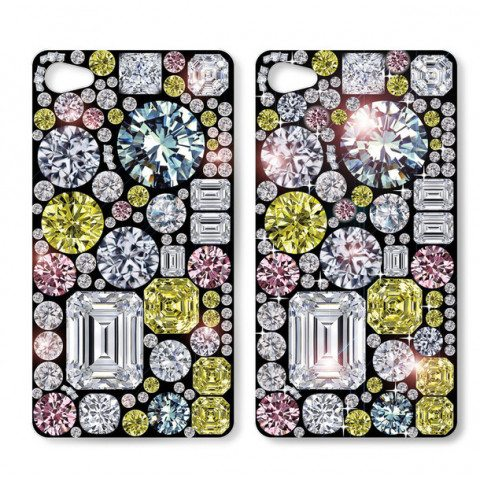 Housse pour iPhone Bling-Bling