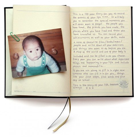 Journal intime Life story