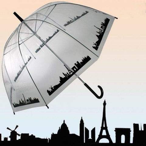 Parapluie «Skyline Paris»