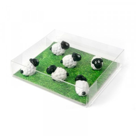 Set de magnets mouton