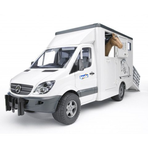 Sprinter MB - Van transporteur de chevaux